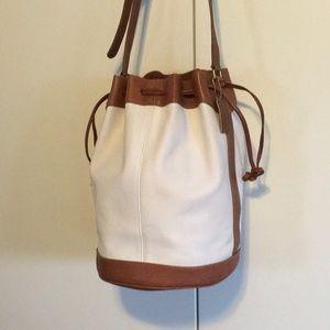 Vintage COACH sling sack